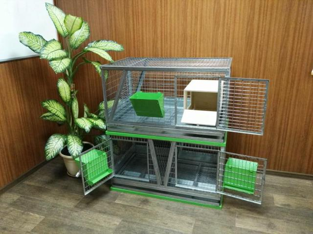 Продаю:  клеток для кроликов фото3